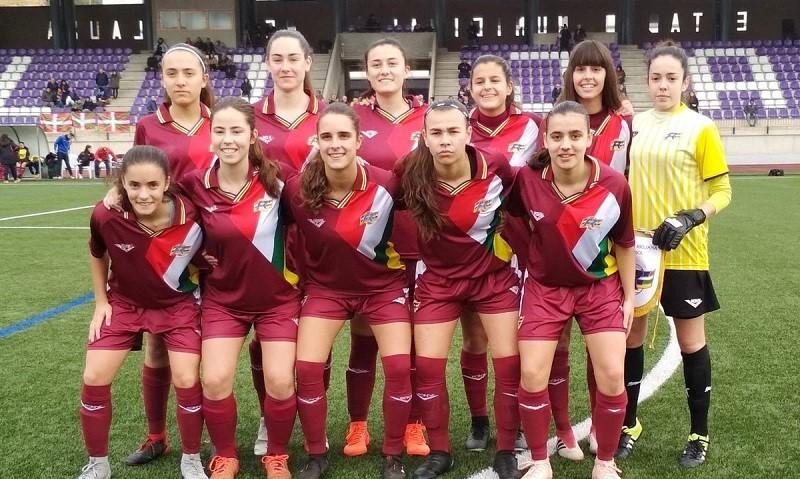 877c28adeec0d Campeonato de España de Selecciones Femeninas Sub 17 y Sub 15
